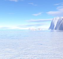 Ice Mountain by Pianochick66