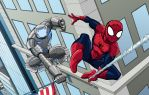 Marvel Infinite Comics: Ultimate Spider-Man 3 by LucianoVecchio