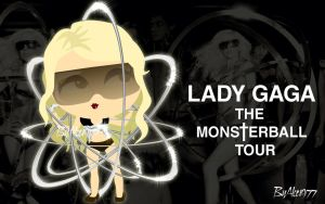 The Cute's - Monsterball Gaga by Alce1977