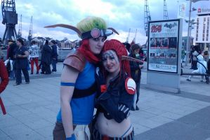 :MCM Oct 11: Jak Cosplay by TheLupineOne