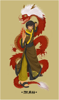 Exiled Prince: Zuko by Souda