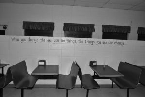 Writing Change on the Wall by jdlegacy1993