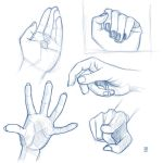 Hand Sketches by Pasiphilo