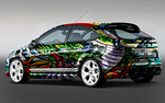 ford focus paint design by ipodhero