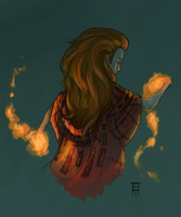 Fire Dance by ego-m