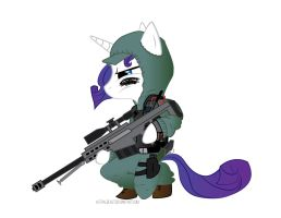 MW3 Rarity by AstralBeast