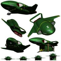 Thunderbird 2 by Librarian-bot