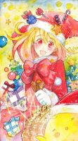 Merry Christmas 2012 by Kaewsricha