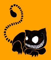 AlexLinear Cheshire Cat by AbrahamGart