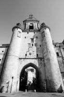La Rochelle - the Big Clock by Rea-the-squirrel