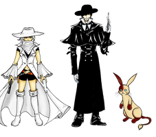 LS TBOSOCT Characters by lady-storykeeper