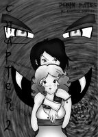 Demon Battles Chapter 2 Cover by Gabby413