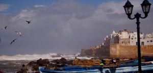 Essaouira by wavingmyarmsintheair