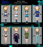 PGO Outfit Meme - Hero by Sparkle-And-Sunshine