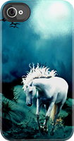 horse i-phone case design by Scatharis