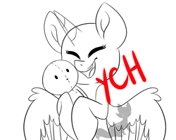 Plushie YCH [CLOSED] by JetjetJ