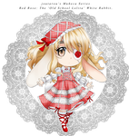 Open auction: red rose by Be-ta