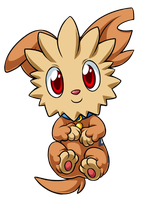 Lillipup - Pie by Centchi
