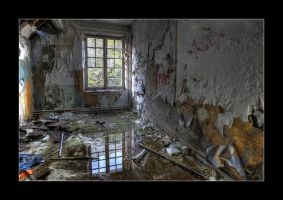 Mirrored Window by 2510620