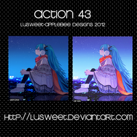 Action 43 by LuSweet