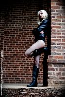 Black Canary - Standing Tall by EmeraldCoastCosplay