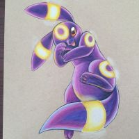 Umbreon by RisuChuu