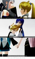 _MMD_ My immortal by xXHIMRXx