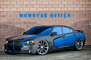 Dodge Charger SRT8 by MOMOYAK by MOMOYAK