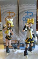 Kagamine Rin and Len by Mako-chan89