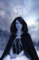 Snow Queen by amiens