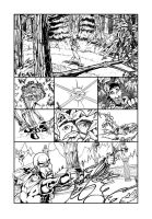 the sword Pg 5 inked by gz12wk