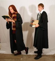 Draco and Ginny 4 by intergalacticstock