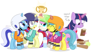 The Derbyettes by dm29