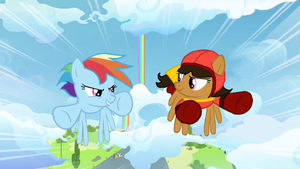 The Perfect Flying Team by KerryKoopa26