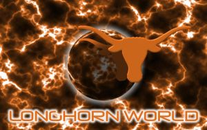 Longhorn World by cotrackguy
