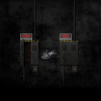 Electric Boxes Voltage Vector by peterosmenda