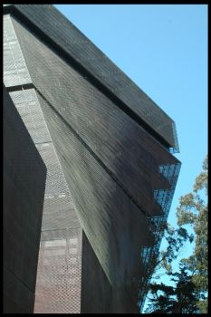 De Young Observation Tower by Hawk2064