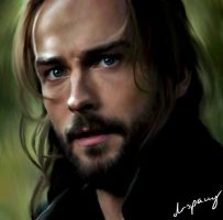 Ichabod the perturbed by drspacey