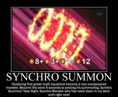 Synchro Chant by grimmjack
