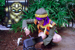 Lucca and Robo (Chrono Trigger) by The-Dragon-Messiah