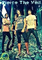 Pierce The Veil by MusicFantic
