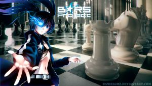 Black Rock Shooter: Checkmate by Danielgmz