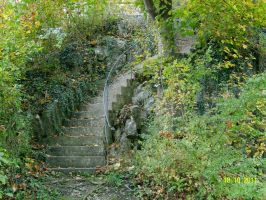 Stairway to the Dream by Waheela