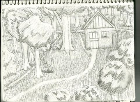 Accalia's House by RushWinter