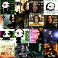 Snape Pictures by marcusisbored