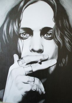 Ville Valo 4 by LianneC