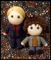 Will and Hannibal by VML1212