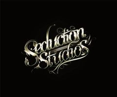Seduction Studios Custom Lettering by dronograph