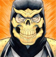 Scorpion by monstrous64