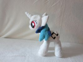 MLP Plushie WIP DJ Pon3 by Irontree1973